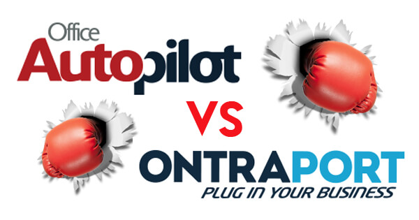 ONTRAPORT vs. Office Autopilot (What's the difference, really?)
