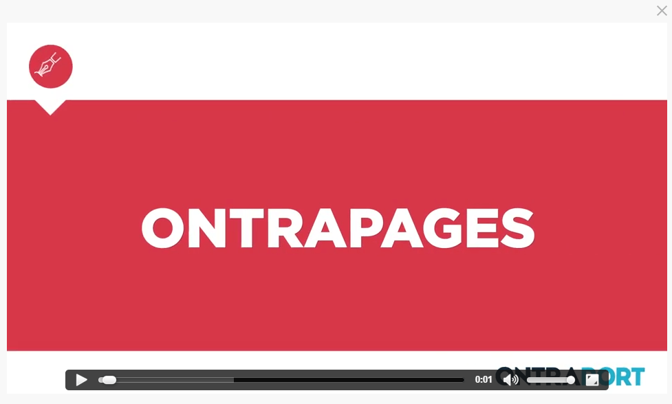 ontrapages images